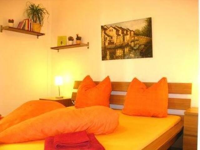 Lovely room in Glockenbacharea - Munich - Flat