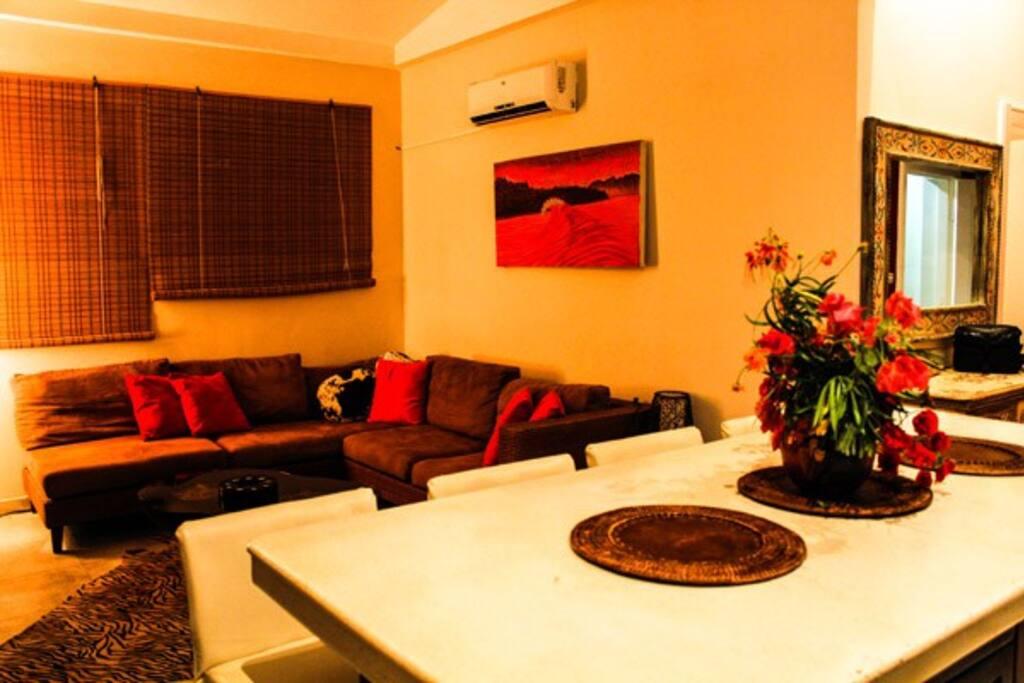 Sunset apartment Penthouse Playa C.
