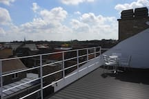 Penthouse with a view on the square of Ypres