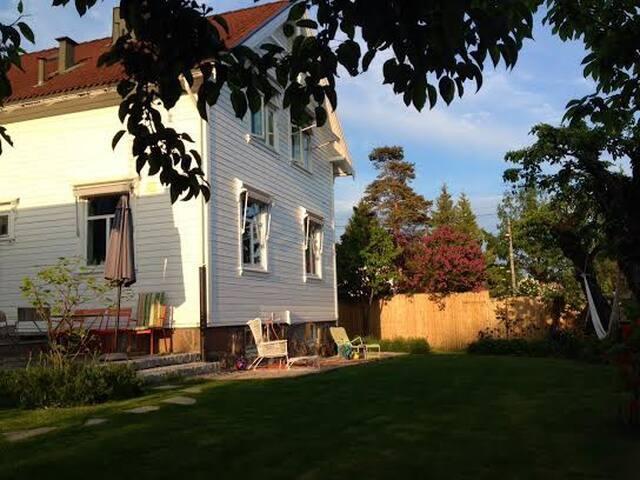 Charming house close to centre - Oslo - Maison