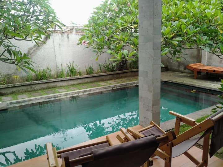 Fully Furnished Villa 3 Room with Private Pool