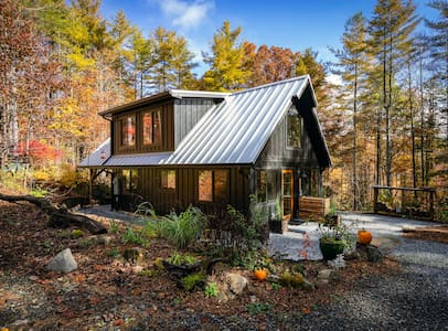 Cabin next to DuPont Forest between Brevard/Hendo