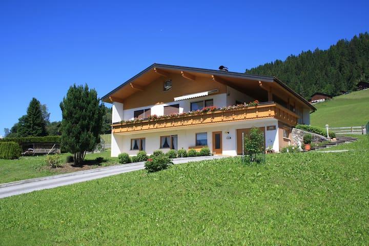 Luxury Apartment in Bartholomäberg near Ski Area