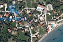 1st Stone Villa near the Beach!
