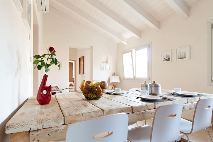 Casa Nina - easy to reach Venice - Venezia - House
