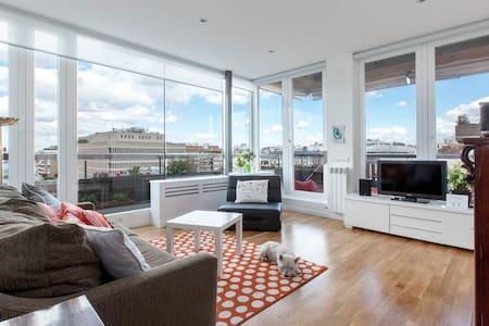 Room penthouse @citycenter - 马德里 - 公寓