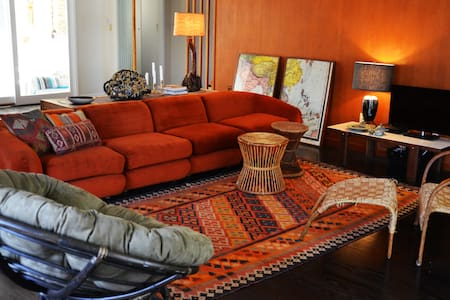 Eclectic designer home - 3 bedrooms - ロサンゼルス