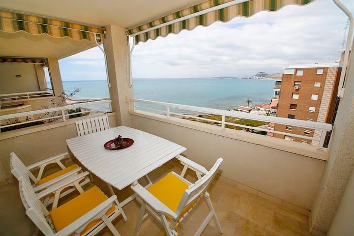 Bahía de Alicante Apartment - Sea Views