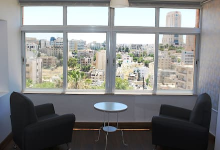 City view furnished apartment - Amman - Apartmen