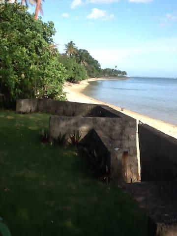 Beach front Paradise - Korotogo - House