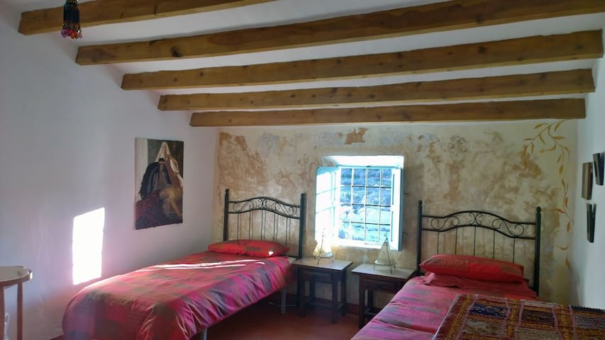 Twin Room, Cortigo in Spanish Hills - Almería - Haus