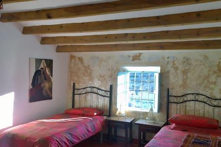 Twin Room, Cortigo in Spanish Hills - Almería - Ev