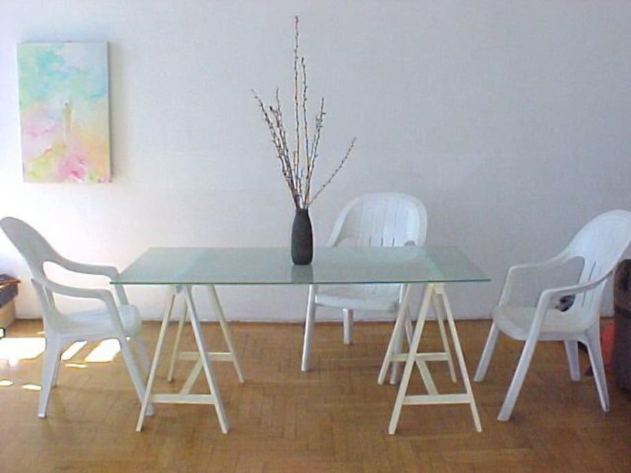 Large Table for a Dinner Party or for work?