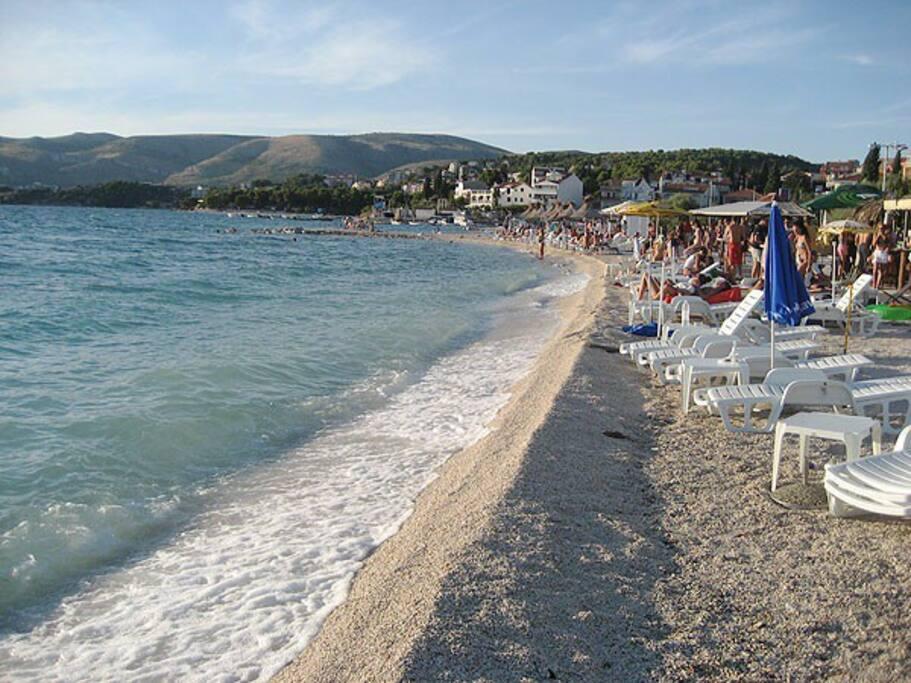 Main beach again