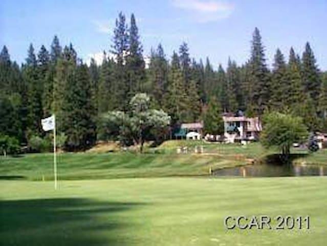 Ski & Golf - Blue Lake Springs - Arnold - House