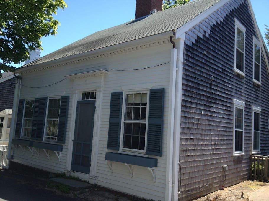 Located in the heart of Nantucket town