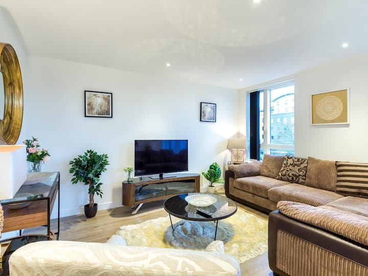 Apartment-Comfort-Private Bathroom-Balcony