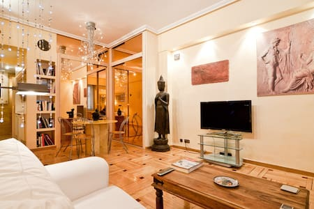 Luxurious apartment in Castellana - Madrid - Apartment