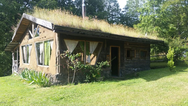 Tierra Viva, nature, family-friendly earth cabin