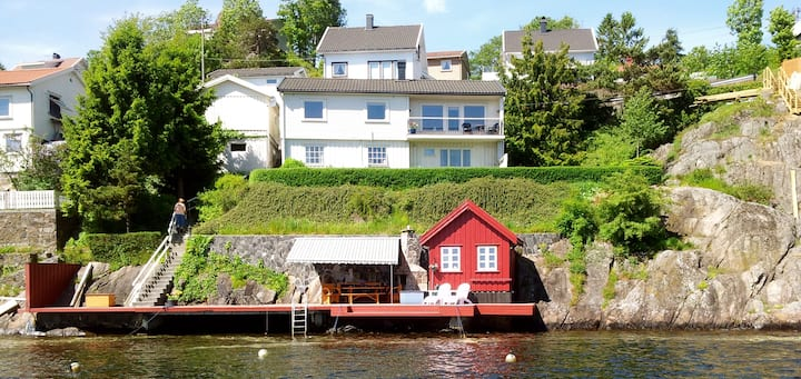 Beautiful place in Arendal for rent