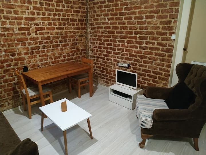 Private Double Bedroom in Tomtom Galata Tophane