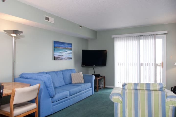 Beach Condo minutes from boardwalk - Ocean City - Apartament
