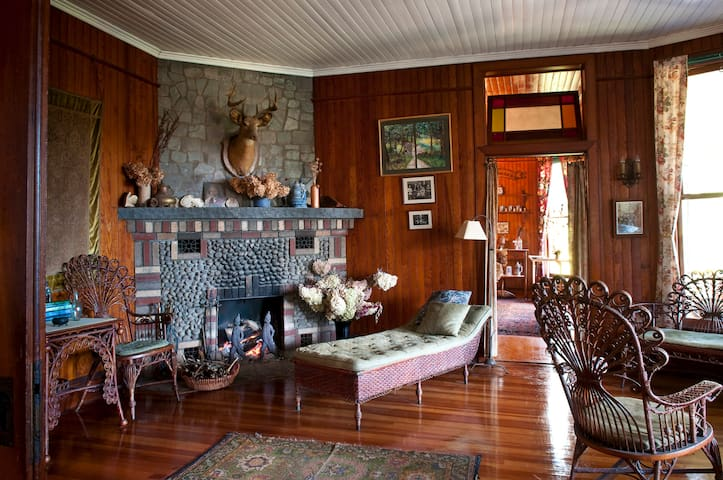 Exclusive Victorian Country House - Elka Park - Ev