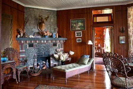 Exclusive Victorian Country House - Elka Park - Haus