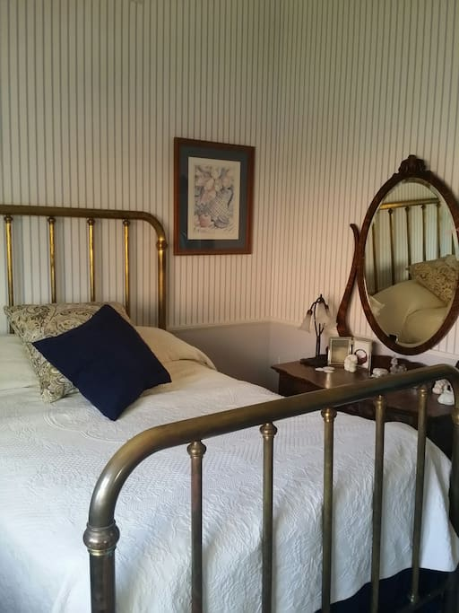 2nd bed available for additional $ - bathroom shared with Master