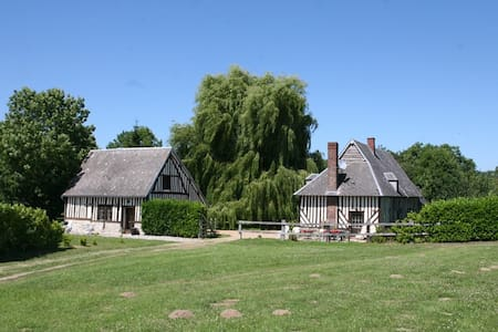 Normandy farmhouse - Saint-Julien-le-Faucon