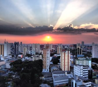 3 Bedrooms flat with panoramic view in Guarulhos