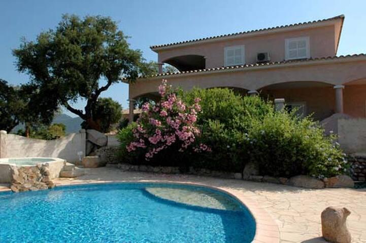 Villette 4-5 in Residence a Pinarello - Zonza - Apartment