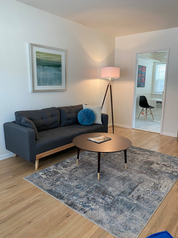 Modern, Spacious & Sanitized in prime location