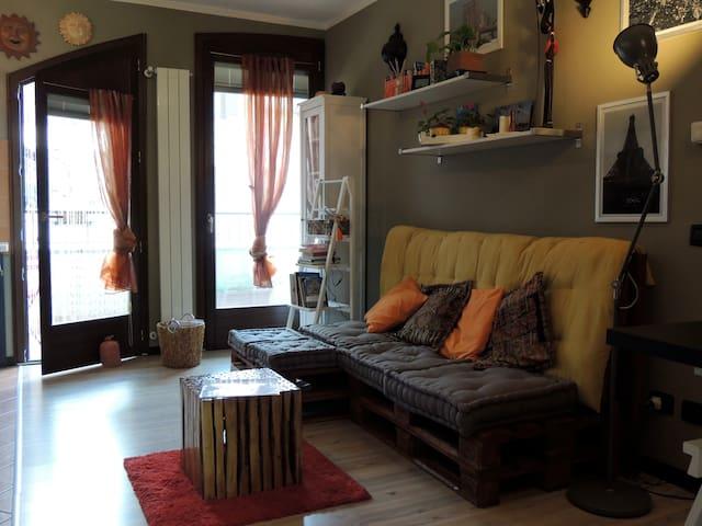 L'appartamento dei laghi lombardi - Ternate - Appartement
