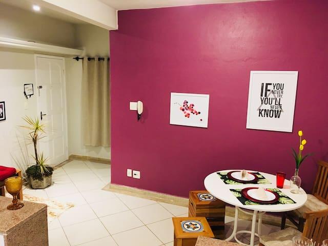 Studio p/3 |Wi-fi| Núcleo Centro Hist.| Ouro Preto