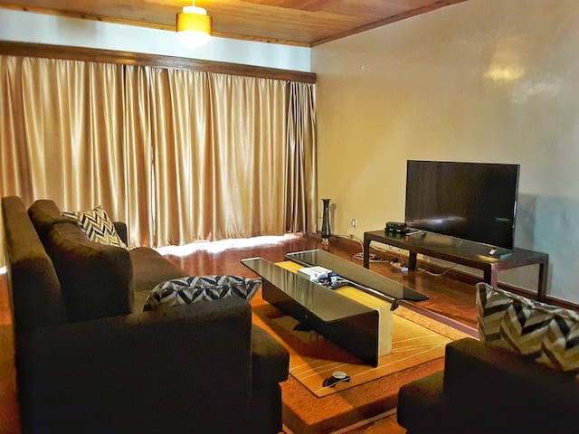 Convenient Two Bedroom Apartment- Kileleshwa