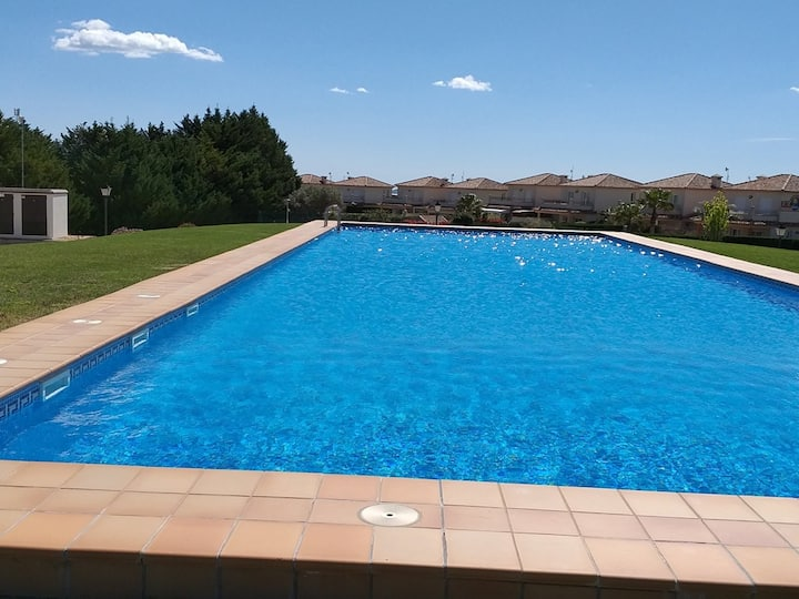 Apartment in first line golf panoramica Sant Jord