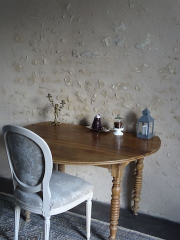 Charmante chambre d'hôtes familiale:Eglantine