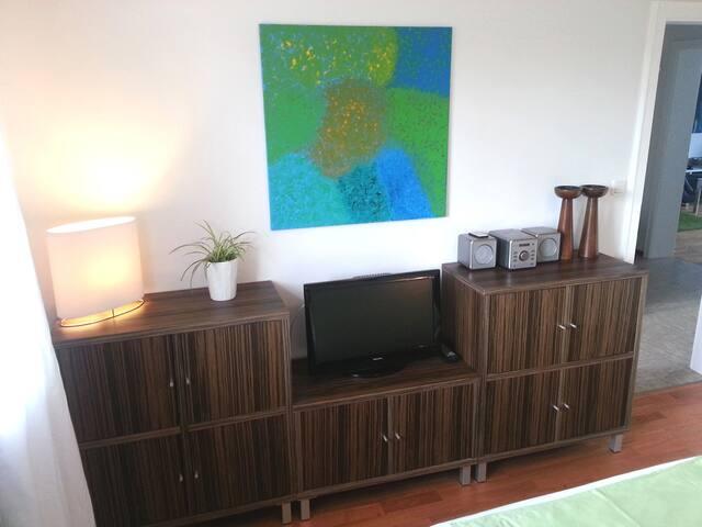 cosy room in München Thalkirchen