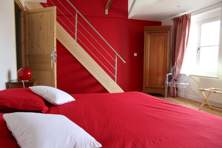 "Chambre: ""Grand Place""à Arras - Arras - Bed & Breakfast"