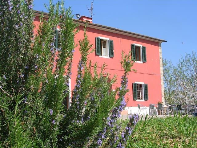 La Casa di Marcello  - Vinci - Dům