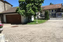 Large family House in Geneva Countryside