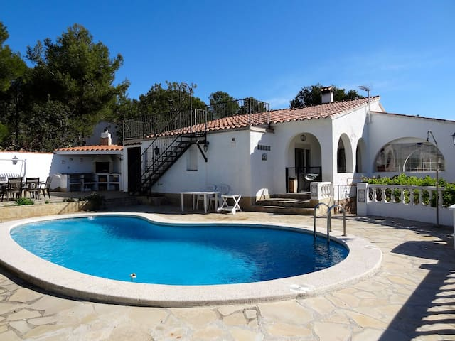 Private house with swimming pool - Alcossebre - Haus