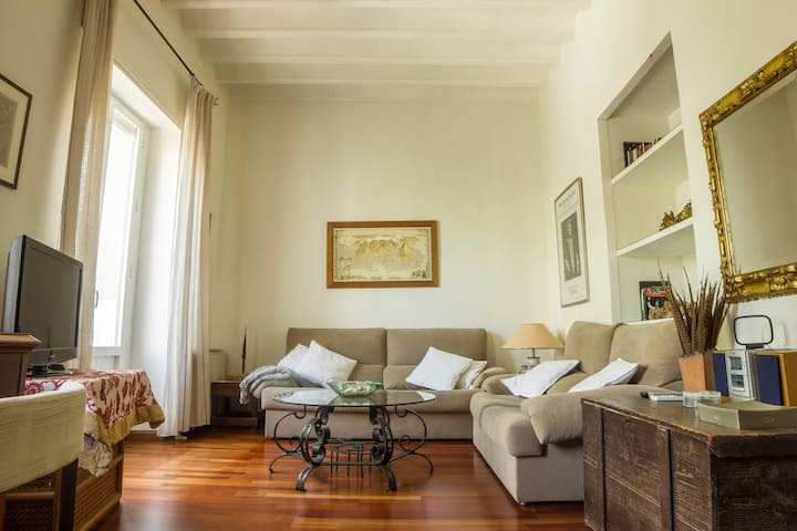 Stylish house in the historical center + parking - Jerez de la Frontera - Byt