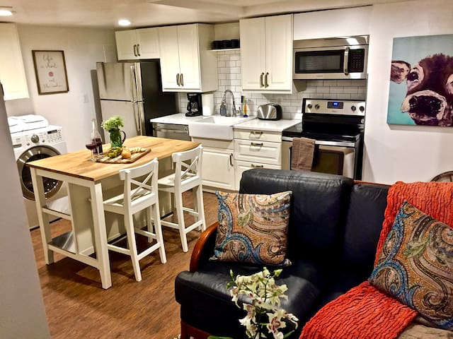 Gorgeous Capitol Hill Apartment in 108 yr old home