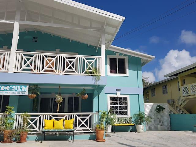 BAYCOURT HOUSE - 7 bedrooms  Rodney Bay