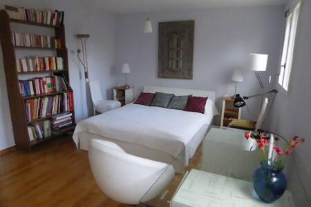 2 Chambres meublees disponibles à louer à Bellevue - Bellevue - Kondominium