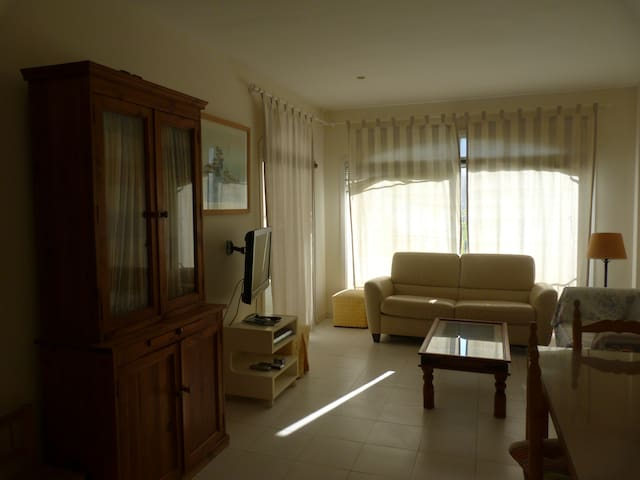 Nice apartment beside the sea - Agua Amarga - Apartamento