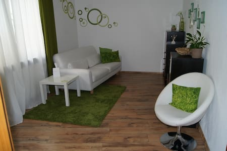Große Ferienwohnung im Stadtzentrum - Bad Urach - Apartmen