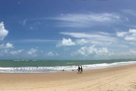 Casa de praia a 10 metros da praia - Bahia da traição